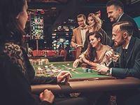 people gambling at a table