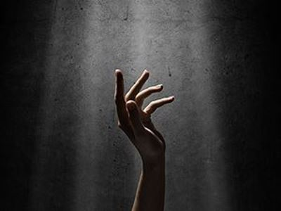 Abandonment- Hand reaching up